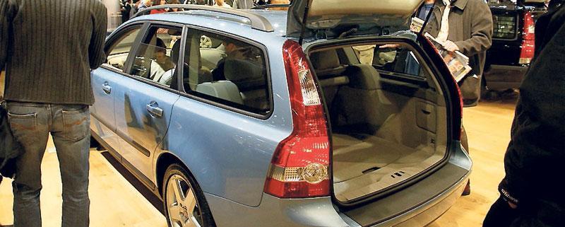 Volvo är inte skurken om något olagligt ligger i bakluckan, skriver Julia Skott.