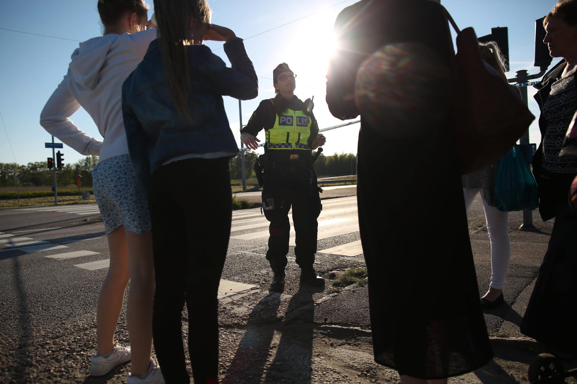Den svenske man som sköts ihjäl i Barcelona i fredags har varit intressant i utredningen kring bomben i Göteborg för snart fyra år sedan. Arkivbild.