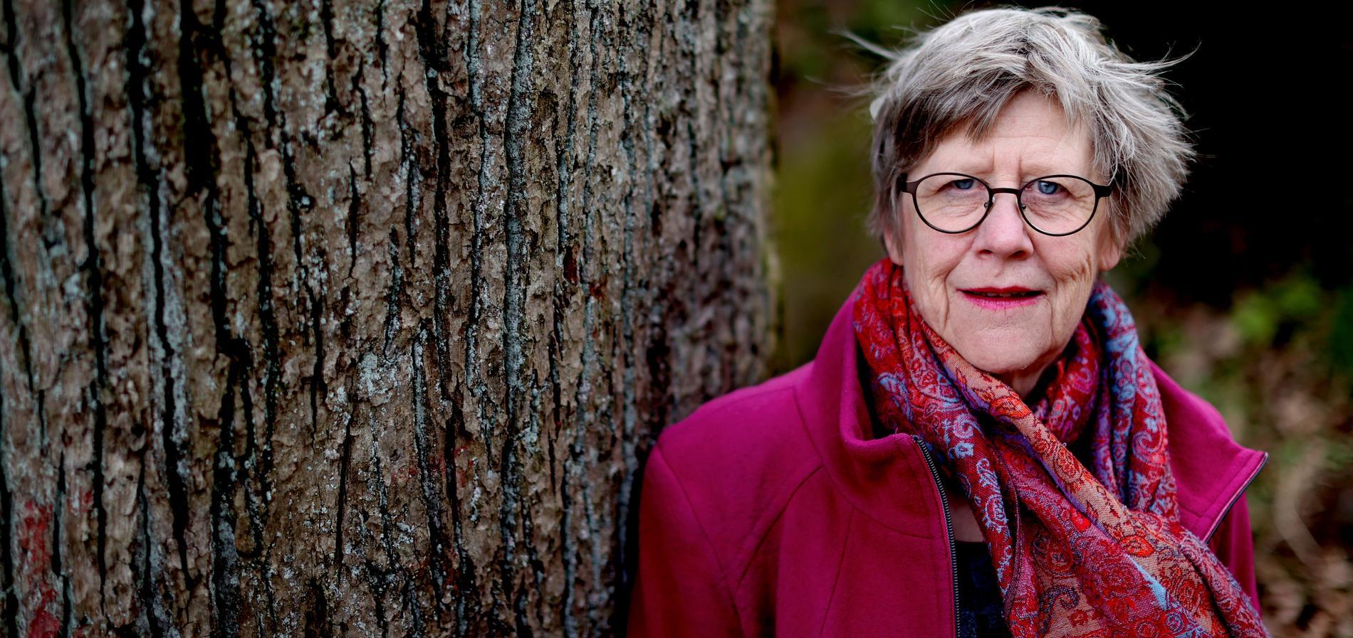 """Agnes Wold är med i """"På spåret"""" 2021."""