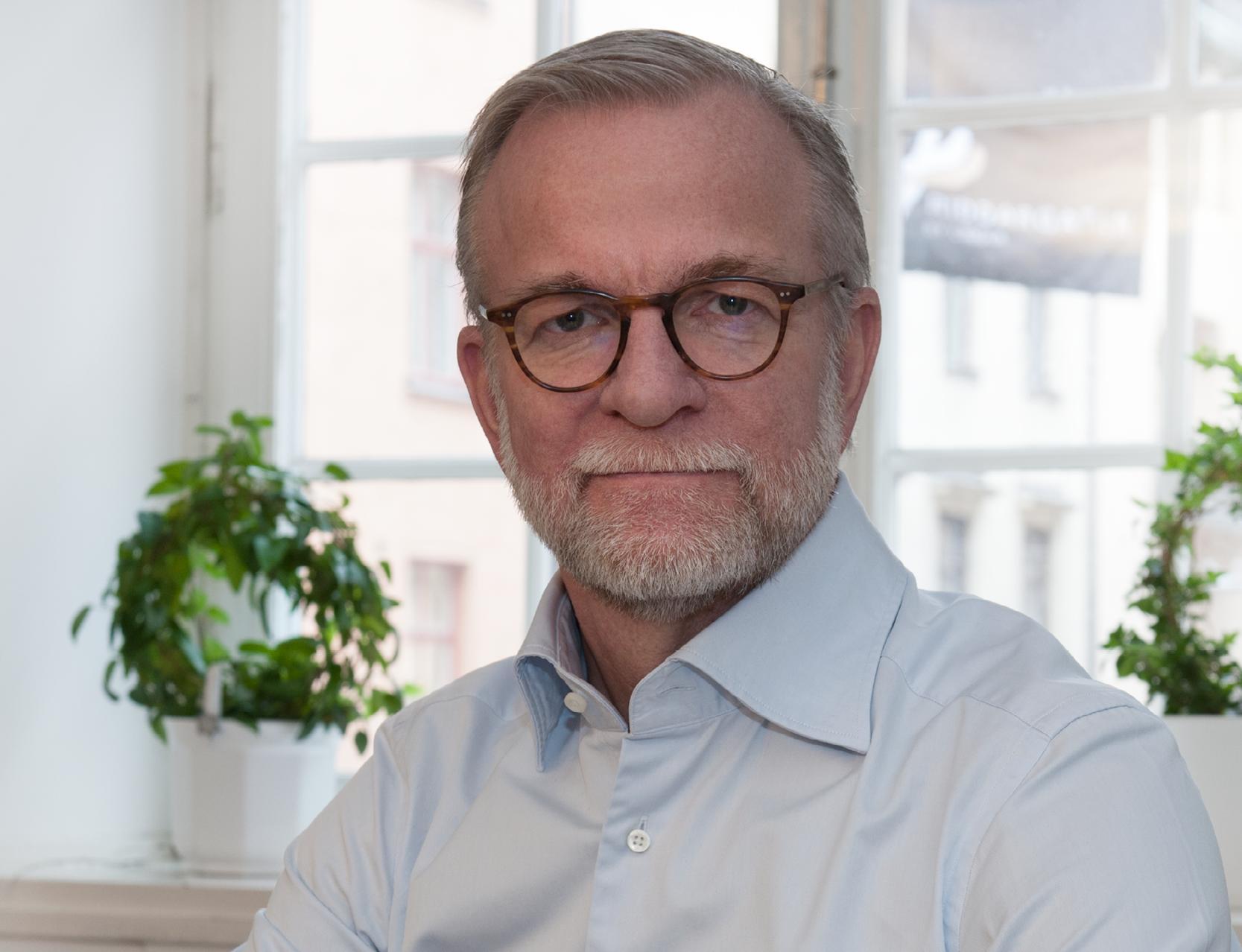 Johan Andersson, vd för Svenska petroleum- och biodrivmedelinstitutet.