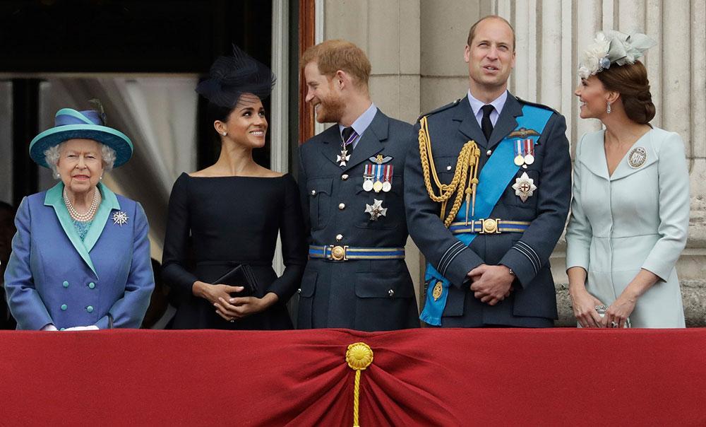 Harry och Meghan är inte längre en del av det brittiska kungahuset.