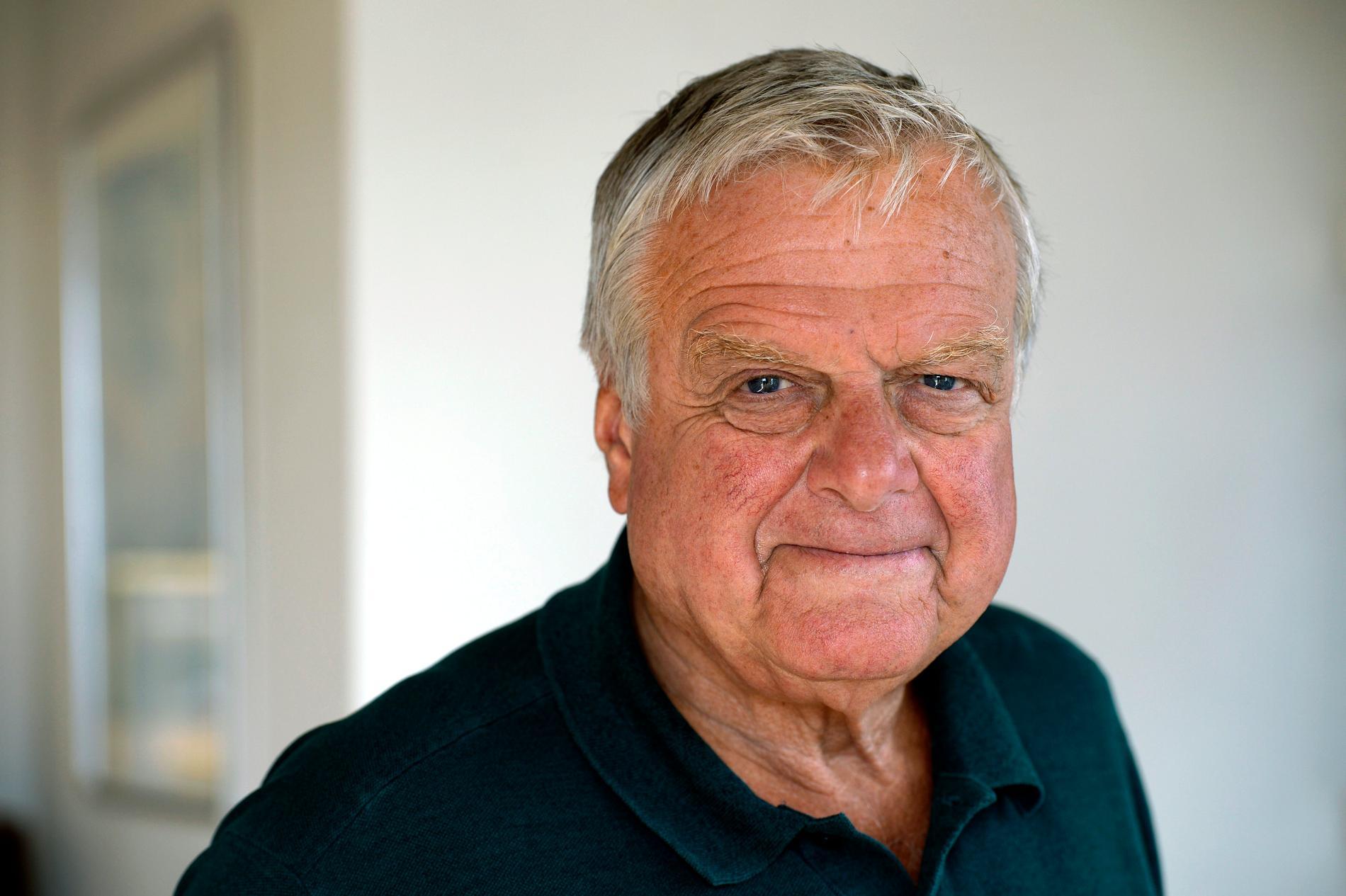 Tommy Engstrand blev 81 år.