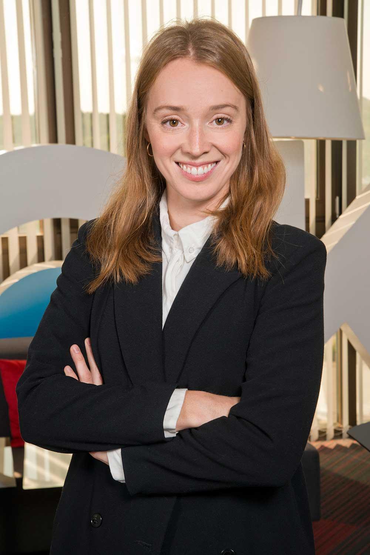 Katarina Daniels, pr- och kommunikationsansvarig på Ticket Privatresor