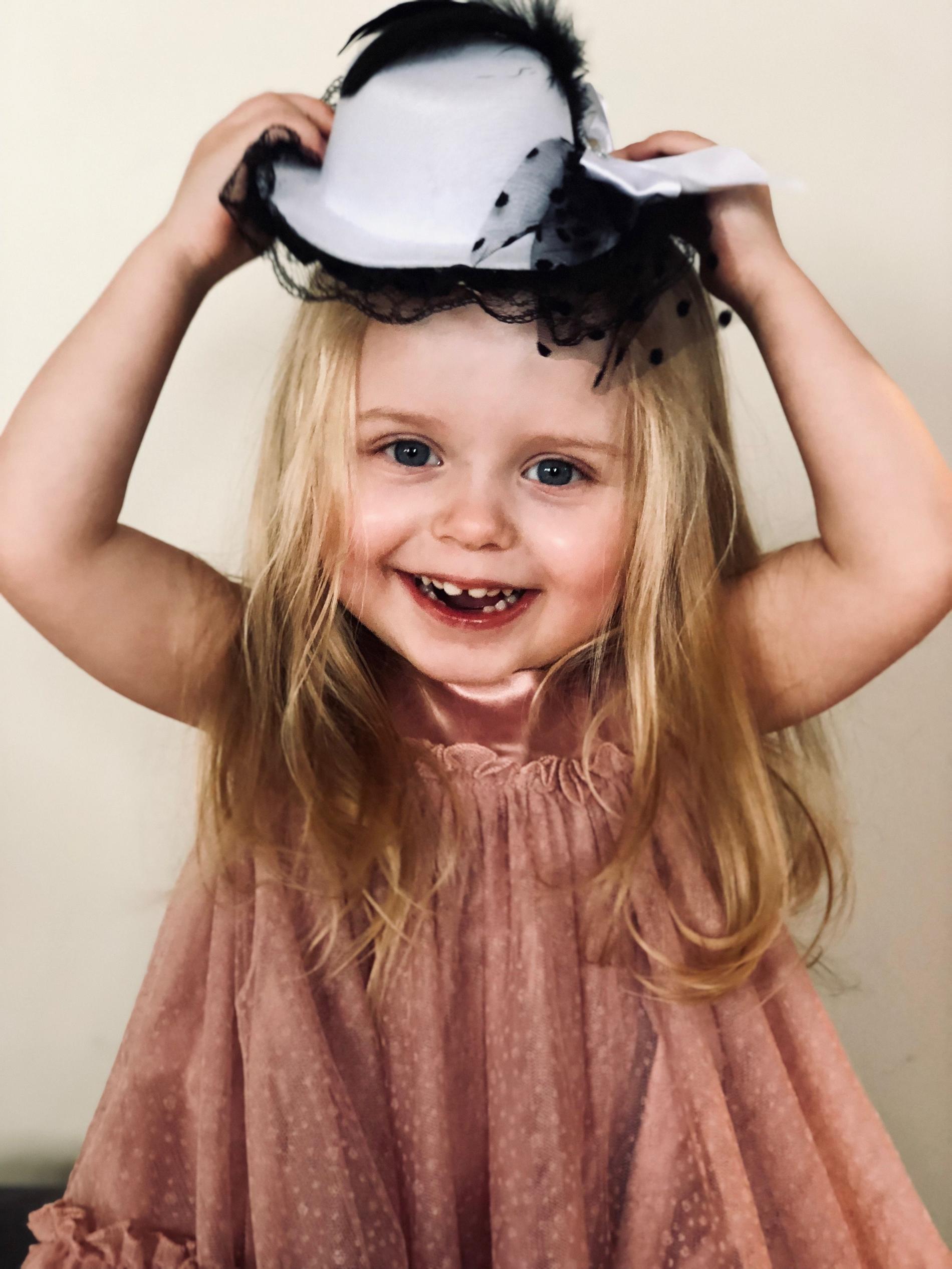 """Esmeralda, som även kallats """"Lilla hjärtat"""", blev bara 3 år."""