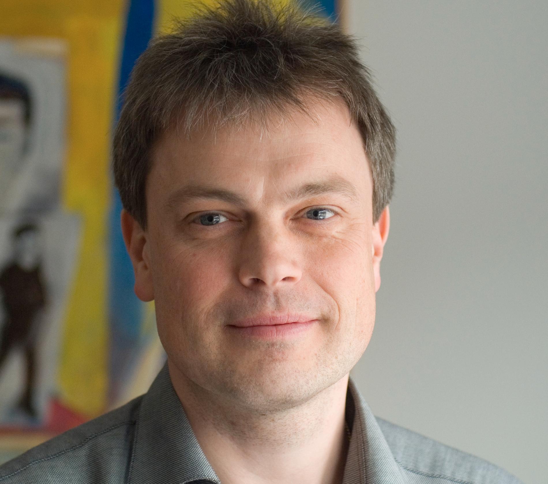 Thomas Pettersson, professor i dricksvattenteknik vid Chalmers tekniska högskola i Göteborg.
