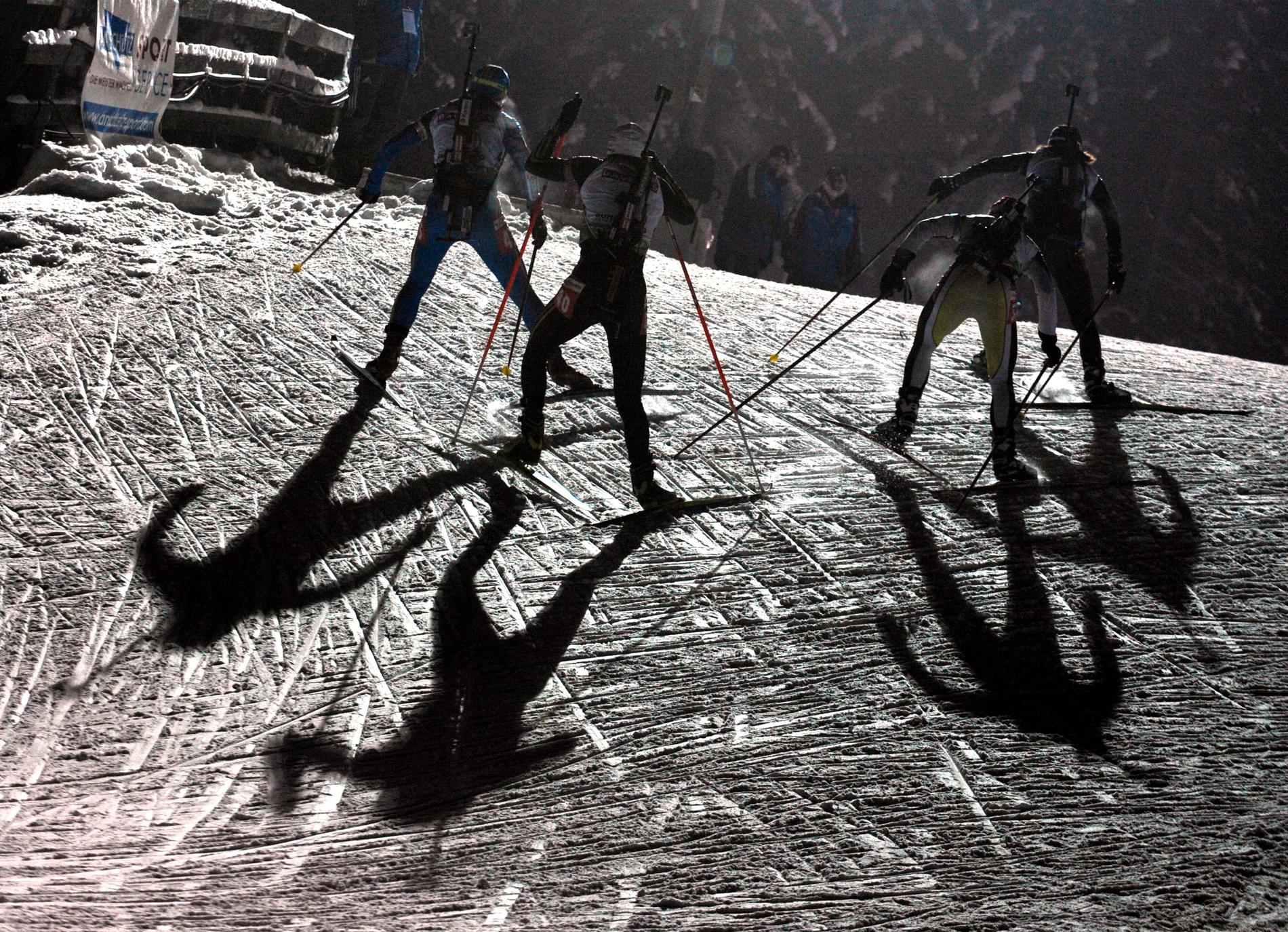 Nu är det dags för världscupdebut som svenska för Chardine Sloof. Arkivbild.