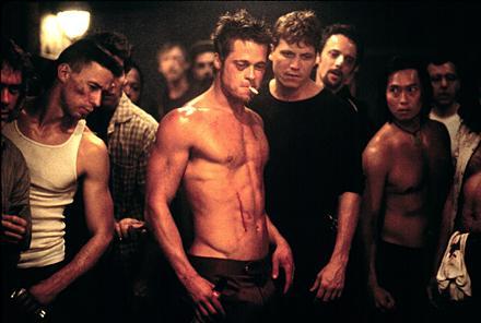 När Brad Pitt får sina filmroller har han bara några månader på sig att träna sig till formen.