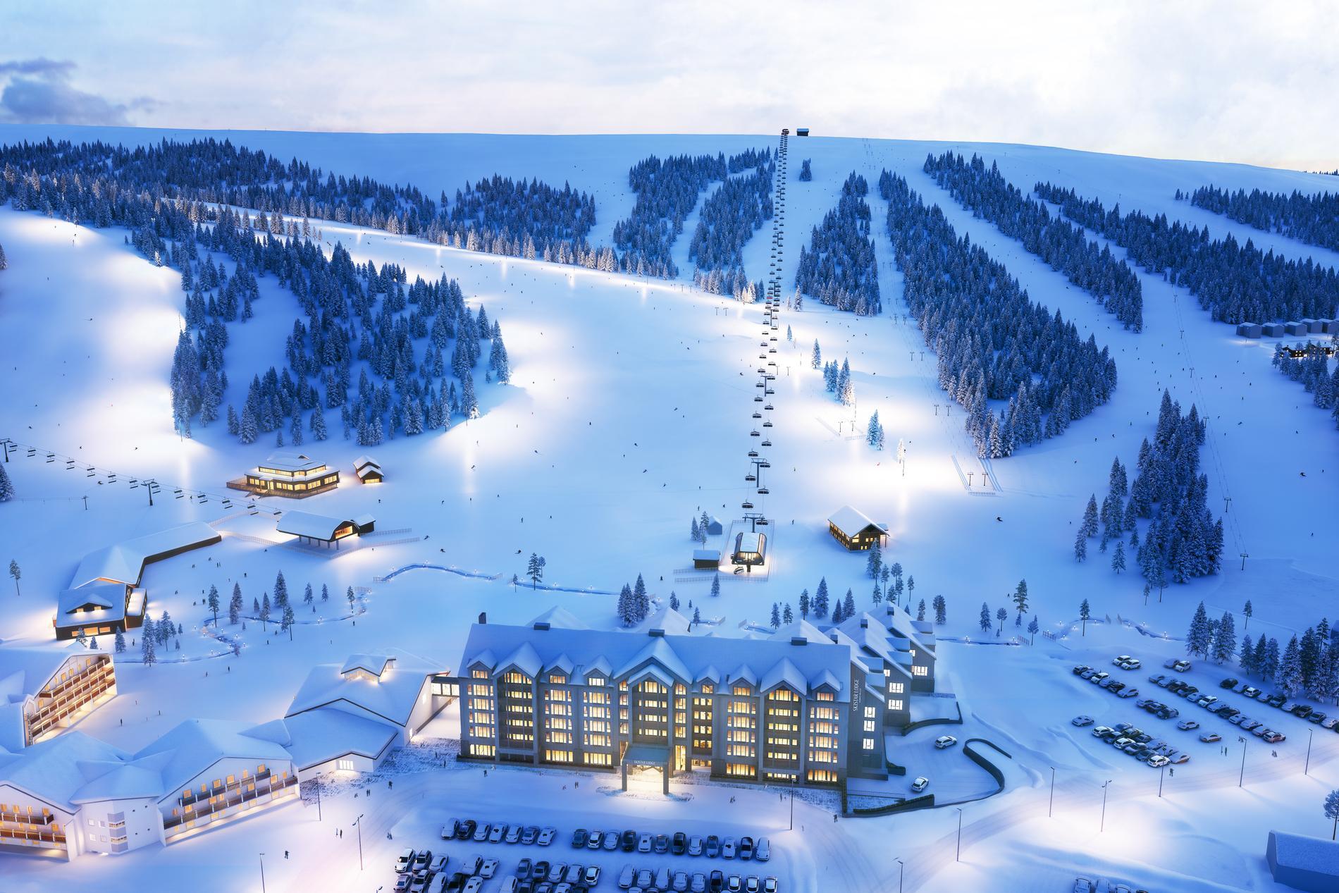 Sälen har utsetts till Sveriges bästa skidort 2019.
