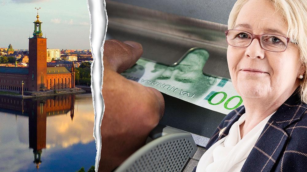 Att hela tiden kräva mer och mer i skatteutjämning av de som bor i Stockholmsregionen är fullständigt orimligt. Shekarabi måste sluta se Stockholm som regeringens bankomat, skriver Irene Svenonius (M).