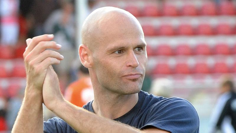 Thomas Olsson gjorde comeback i Åtvid-tröjan.