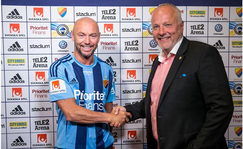 Mark Dempsey blir ny tränare i Djurgården.