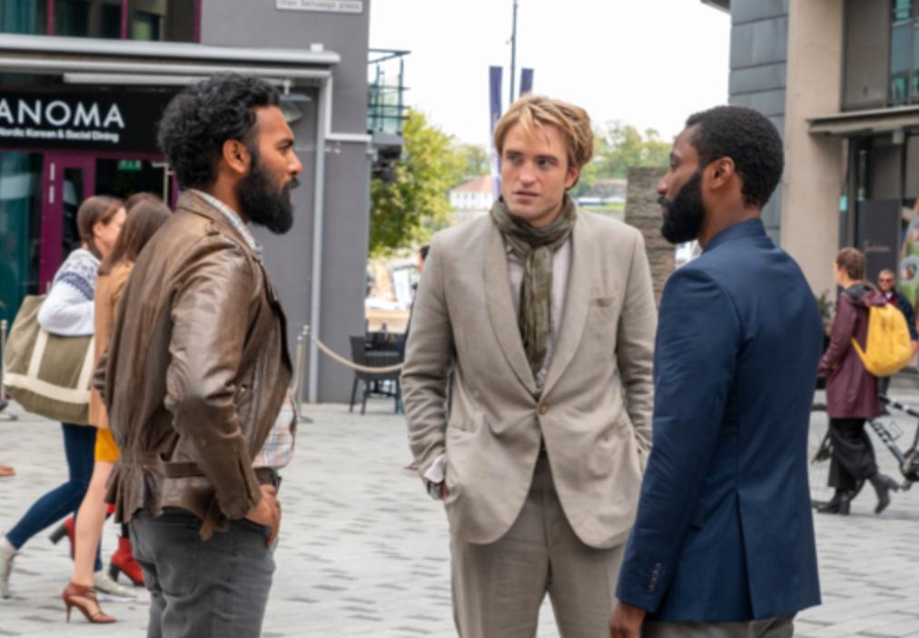Himesh Patel, Robert Pattinson och John David Washington planerar.