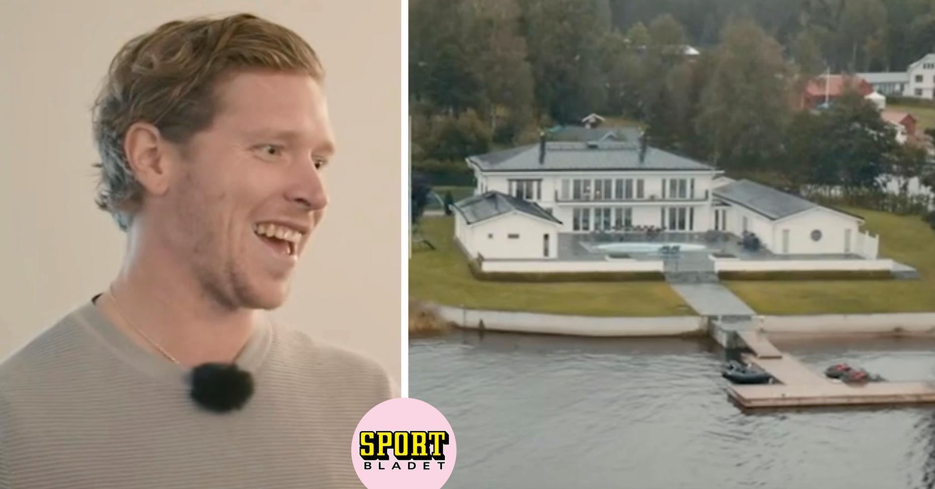 """Nicklas Bäckström talar i """"Wikegård vs"""" ut om dopningsdomen"""