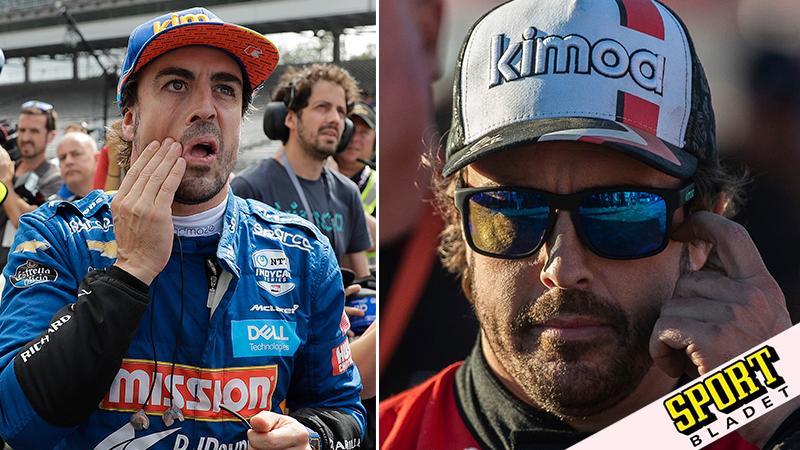 Fernando Alonso ska köra Indy 500 för McLaren SP