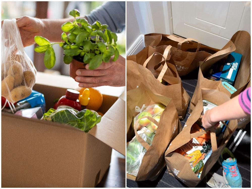 Det skiljer en hel del i i fasta avgifter mellan e-handlarna för att få mat hemlevererad.