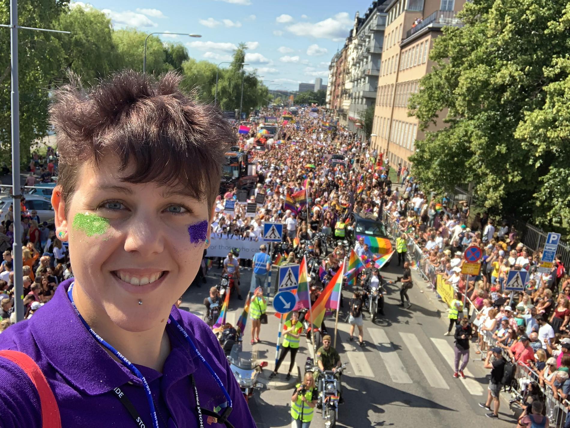 Pridefesten blir digital i år.