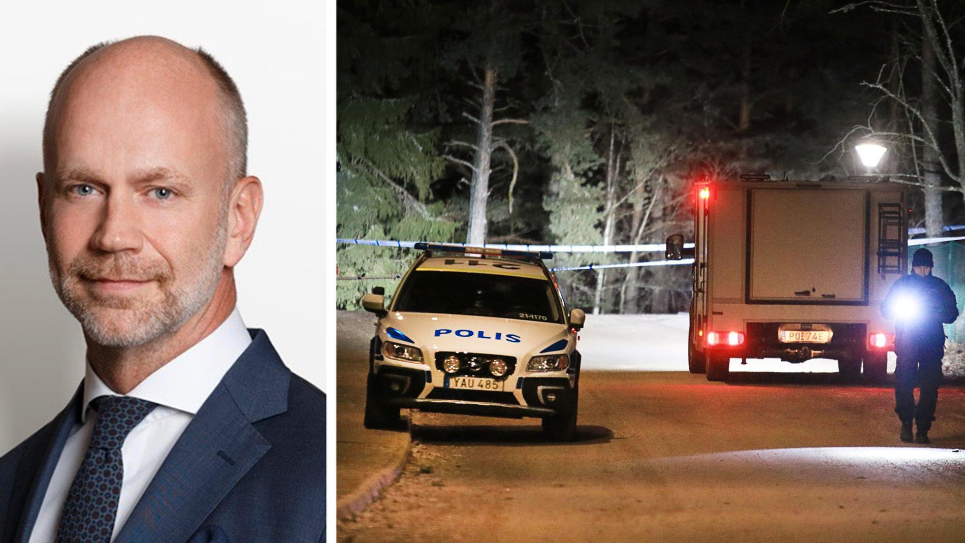 Advokaten Henrik Olsson Lilja tror att 17-åringen kan dömas till mord.