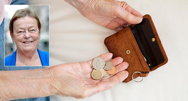 """Christina Tallberg och PRO vill se höjt bostadstillägg upp till boendekostnader på 7000 kronor. """"Ett effektivt sätt att förbättra ekonomin för de sämst ställda pensionärerna"""" skriver hon."""