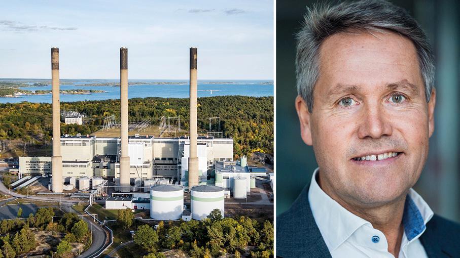 När Karlshamnsverket startas är det för att elen som produceras där behövs. Vi hade såklart hellre producerat fossilfri el. Men om det är ett misslyckande så är det ett misslyckande för energipolitiken, skriver Johan Svenningsson, vd för Uniper.