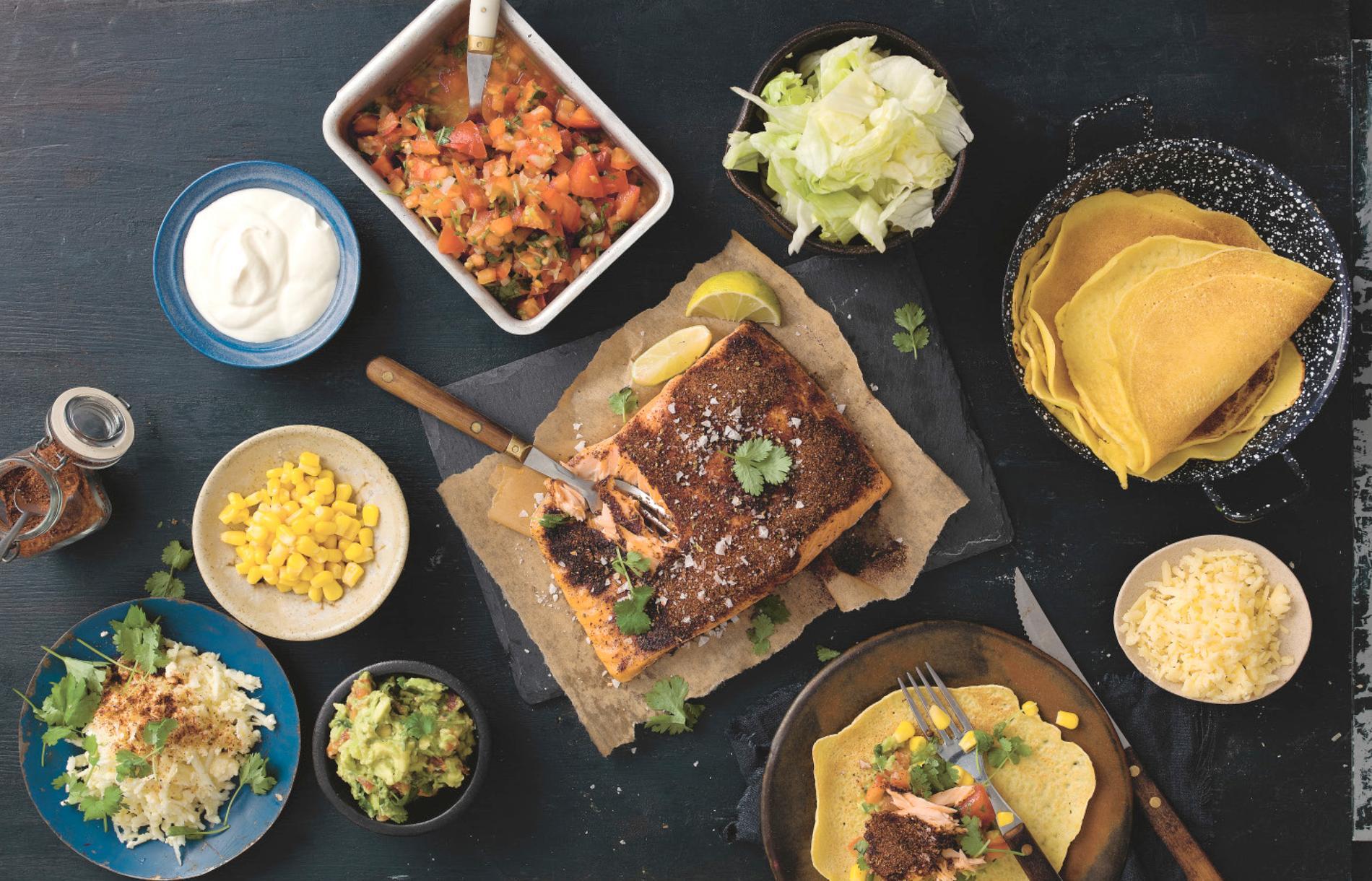 """Recept hur boken """"Good Food"""" av Kristin Kaspersen"""