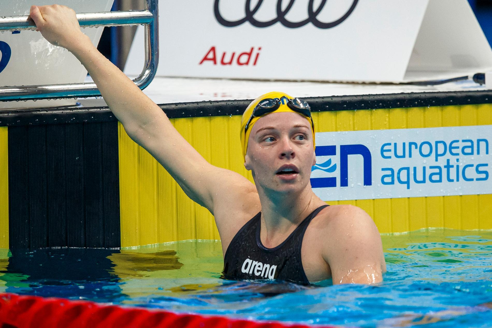 Louise Hansson.