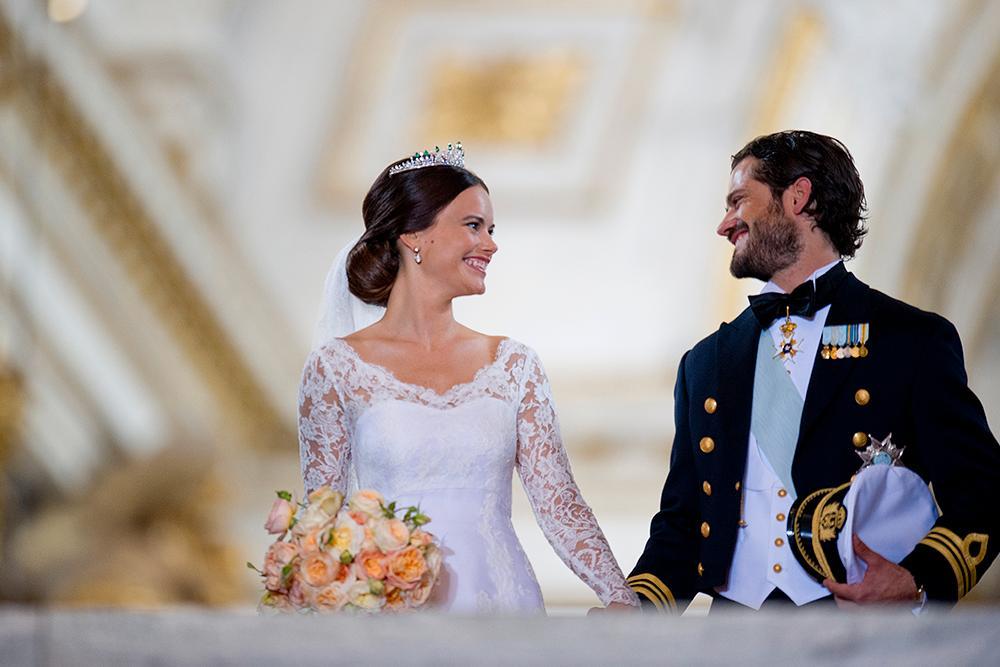 Vid prins Carl Philips och prinsessan Sofias bröllopet i juni 2015 blev Sofia prinsessa av Sverige och hertiginna av Värmland.