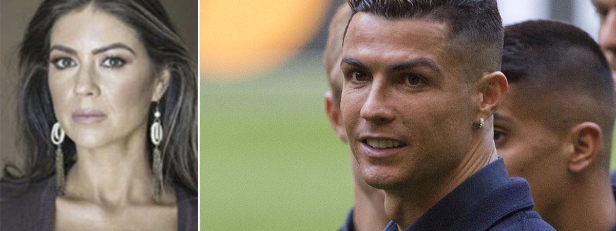 Mayorga och Ronaldo.