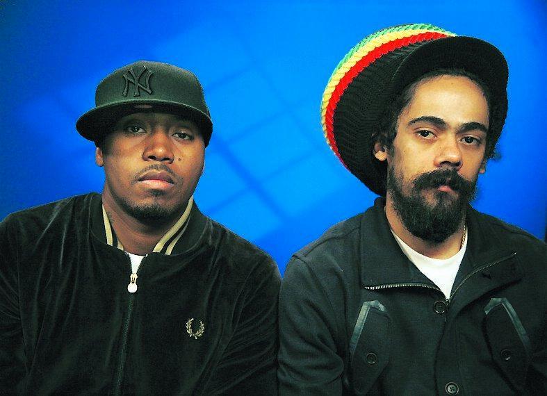 Nas och Damian Marley.