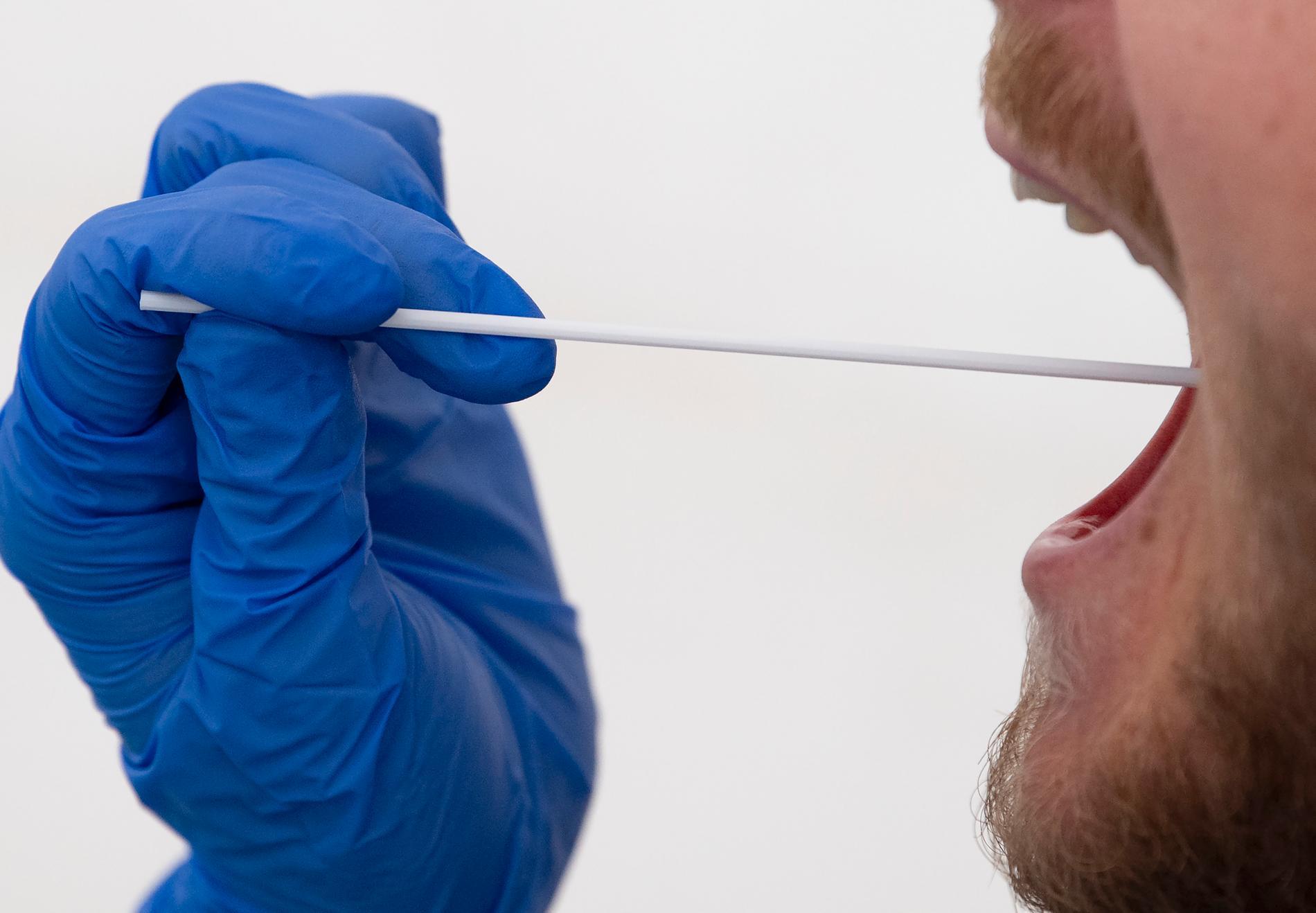 Antalet stockholmare med antikroppar mot covid-19 ökat stadigt, enligt en ny studie. Arkivbild.