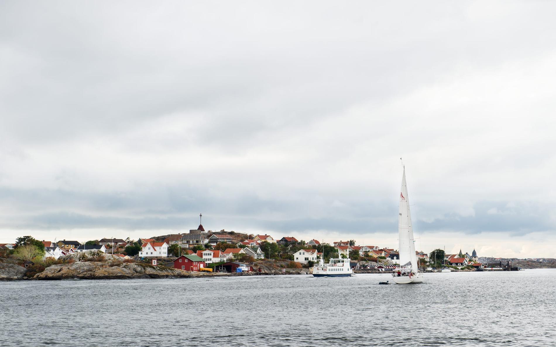Hönö i Bohuslän.