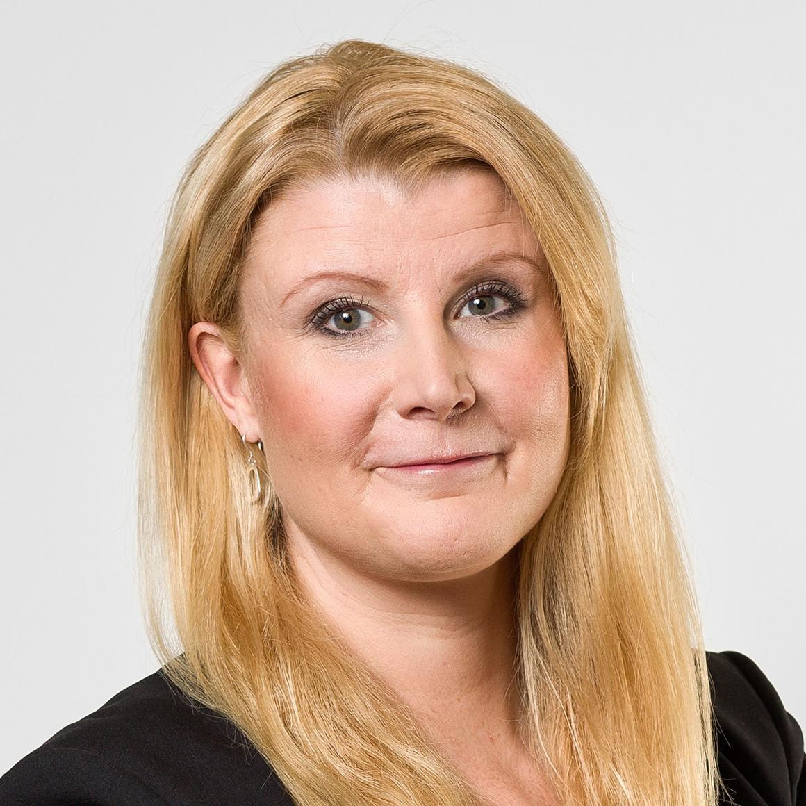 Monica Zetervall, pensionsexpert på Pensionsmyndigheten.