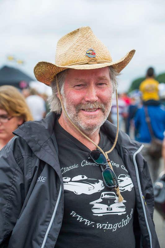 Bo Petterson, 55, sopåkare, Åkersberga:- Jag åker en amerikansk Volvo, en trygg Cheva Impala från 1958. Närmare Volvo än så kan ingen amerikansk bil komma.