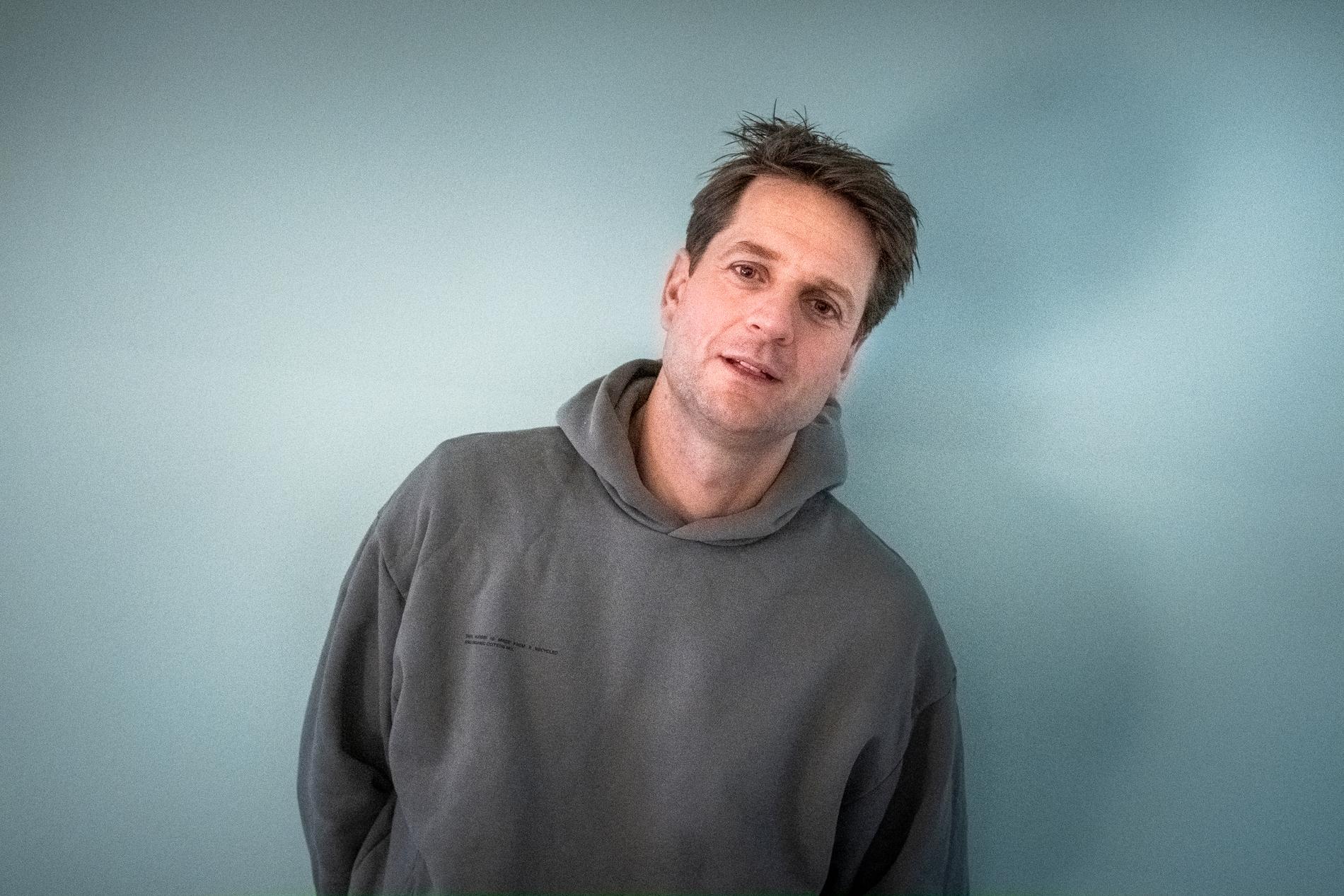 Klarnas vd och grundare Sebastian Siemiatkowski.