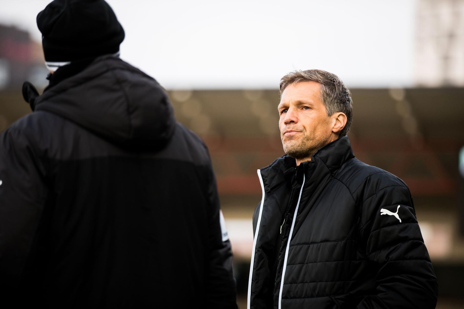Jens Fjellström lämnar Malmö FF