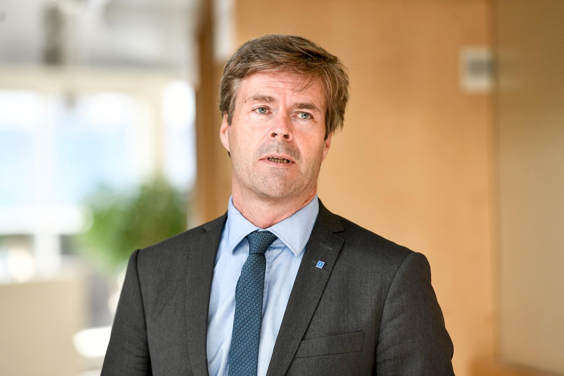 Hans Eklind (KD).