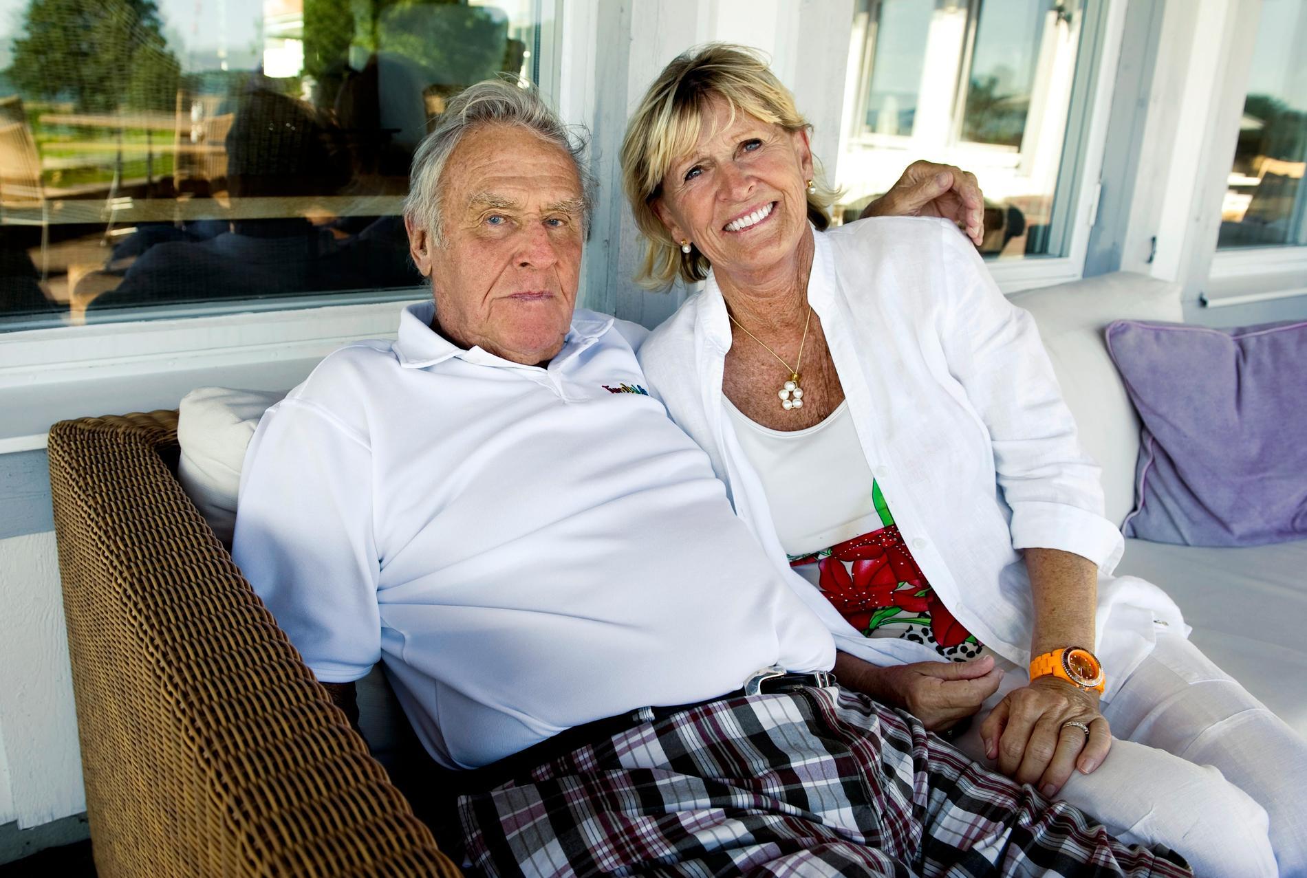 Sven och Mona Tumba 2011.