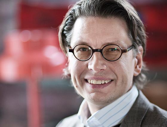 Johan Anselmsson, professor i företagsekonomi vid Lunds universitet.