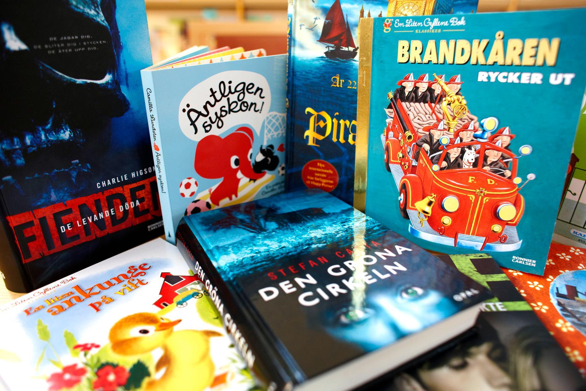 Anpassa boken efter vad ditt barn är intresserad av.