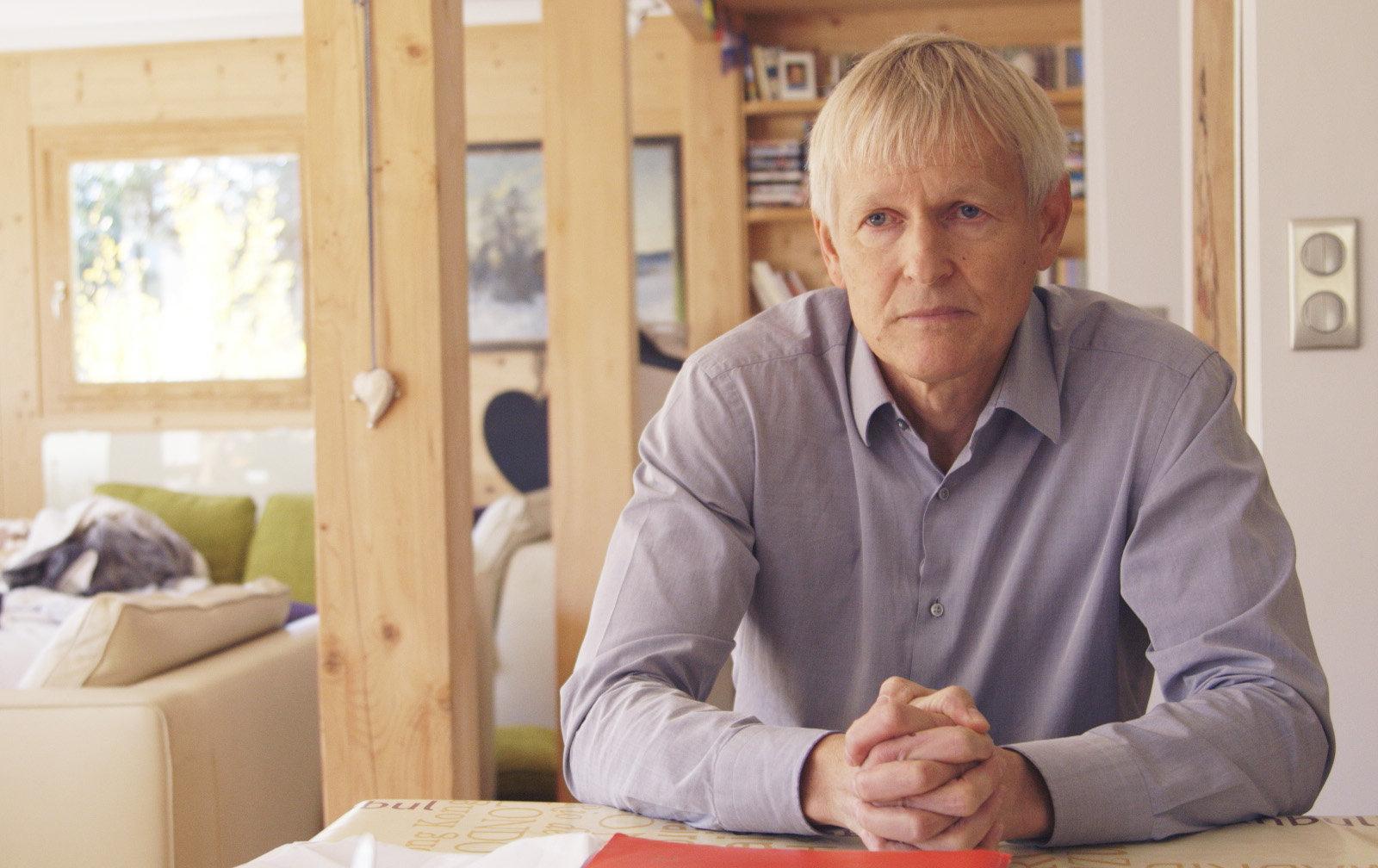 Torsten Fensby, expert på skatteparadis och skattesmitning.