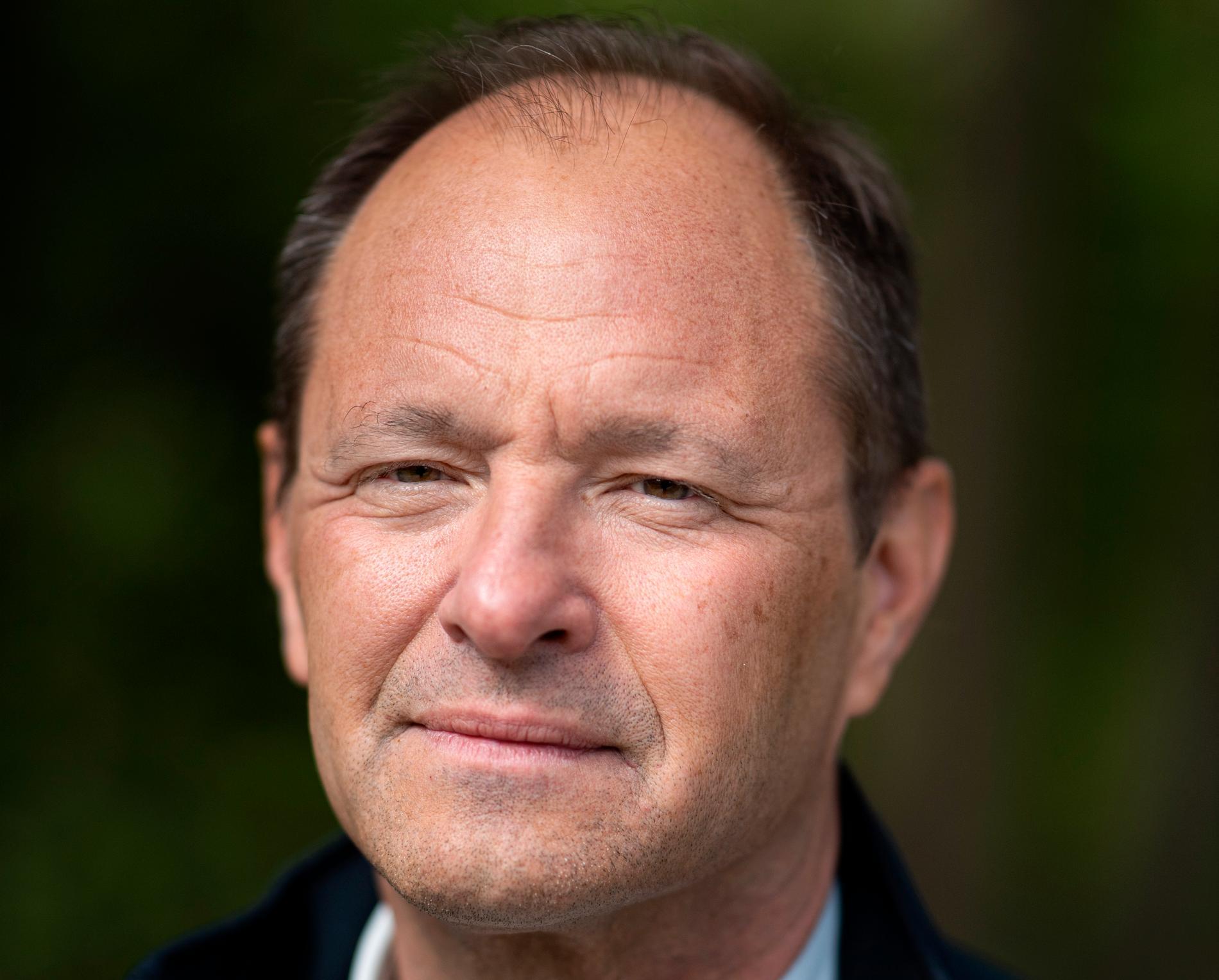 Björn Olsen, professor i infektionssjukdomar