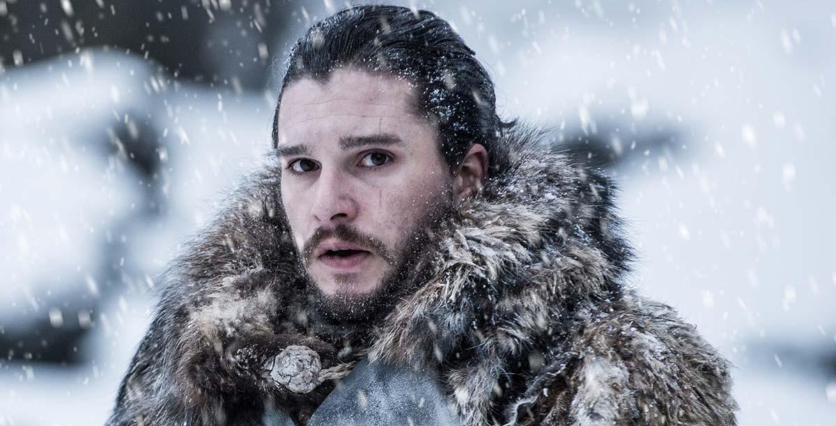 """Tv-serien """"Game of thrones"""" är inne på slutspurten."""