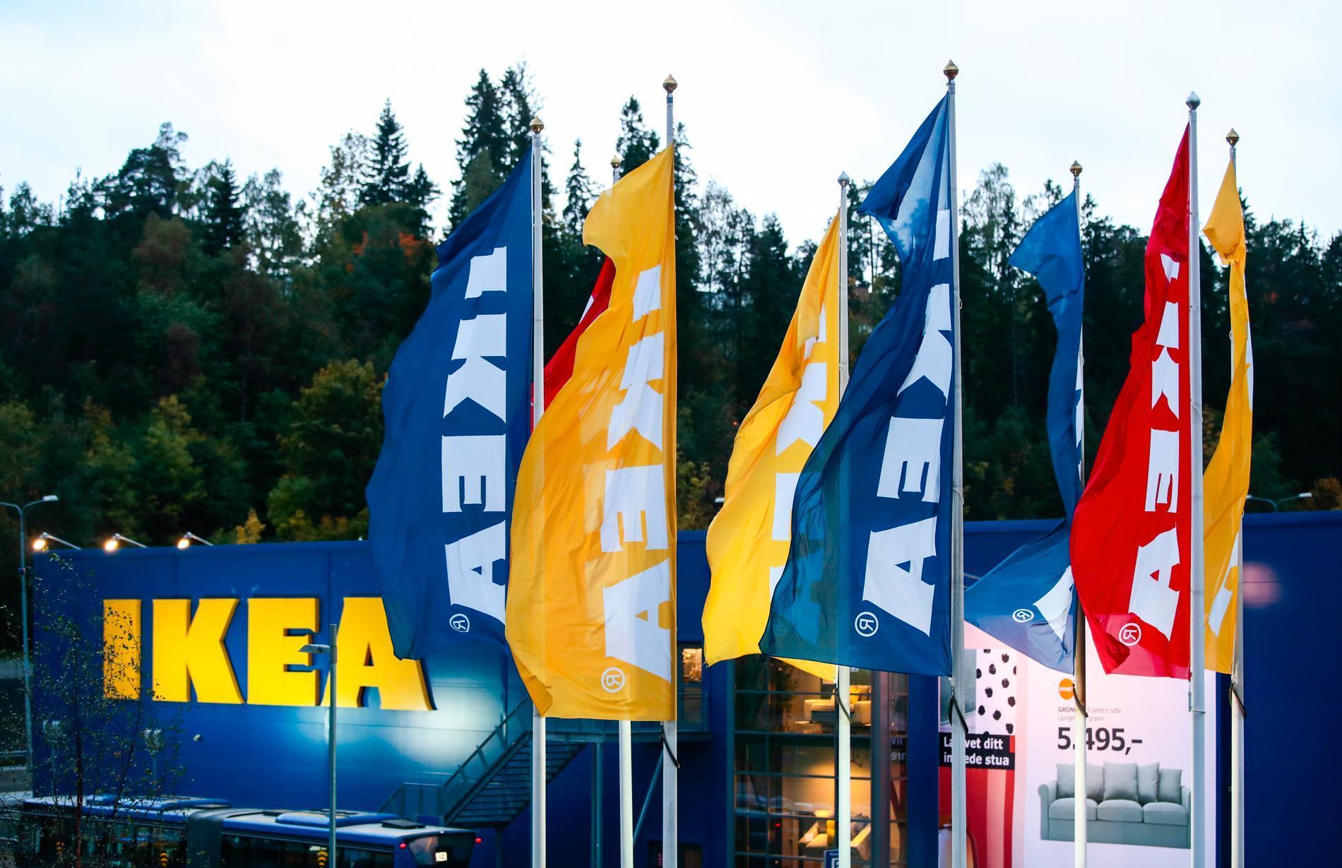 Anställda vid Ikea kan se fram emot en bonus i form av 14800 kronor. Arkivbild.