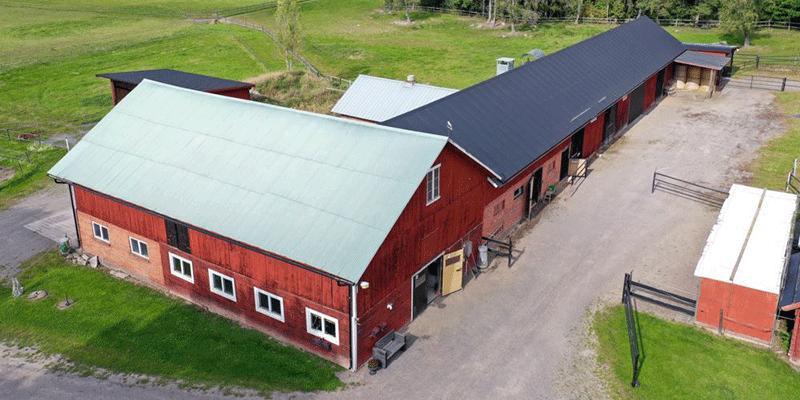 Gundbo är till salu – prislappen 9,5 miljoner kronor.