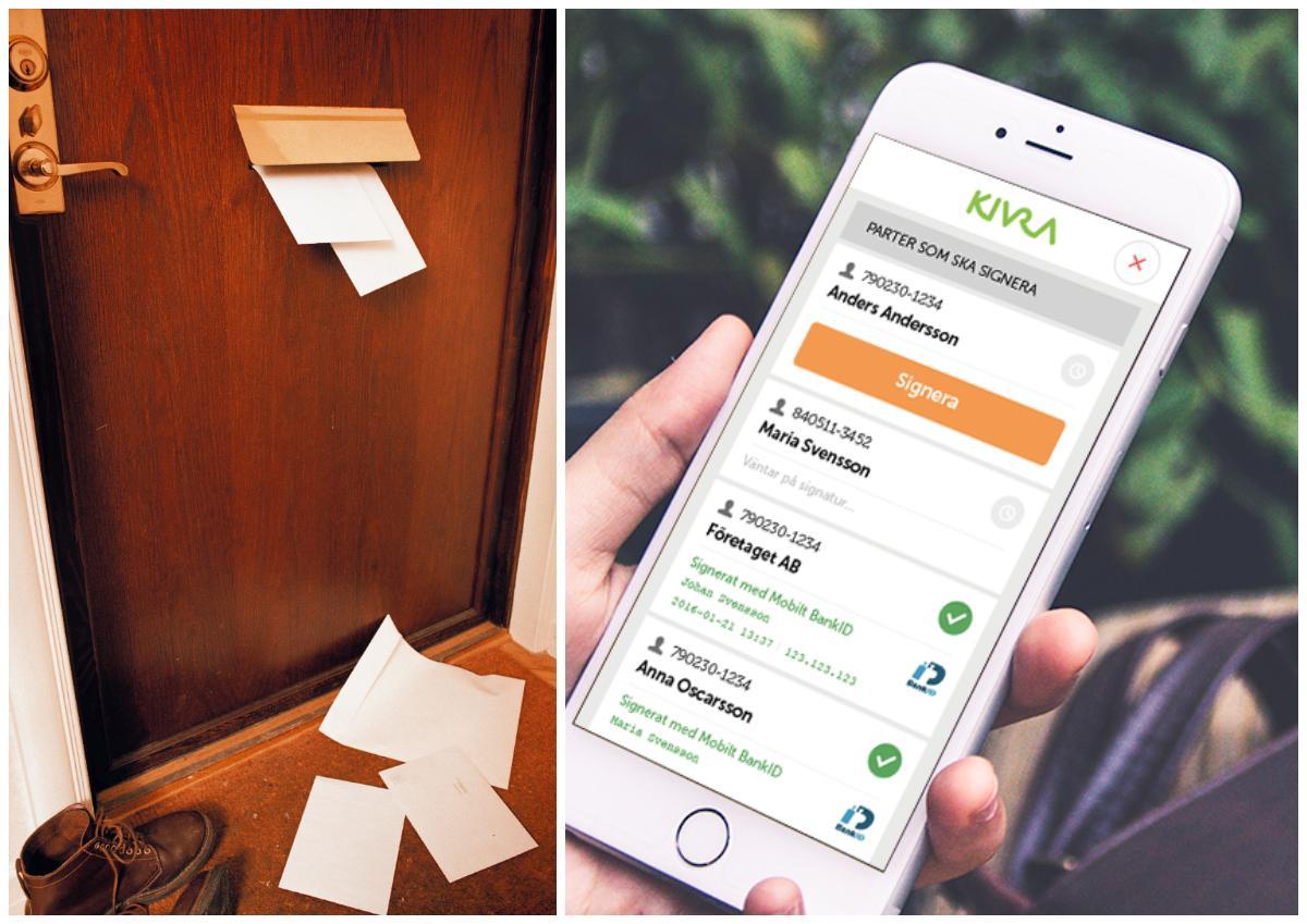 Steg för steg - så här skaffar du en digital brevlåda