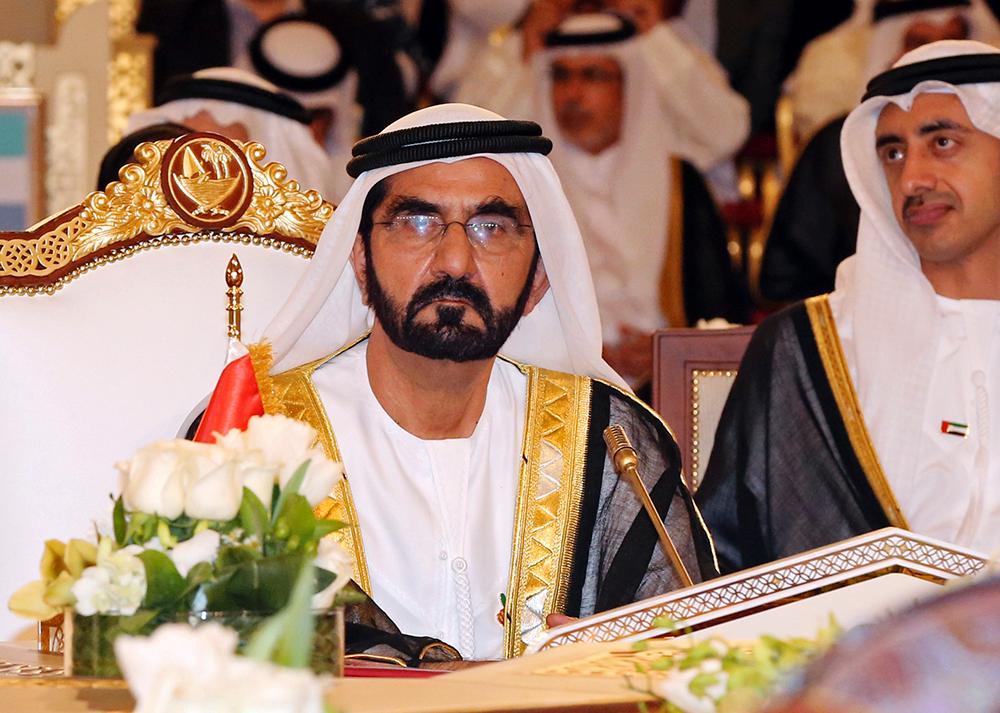"""Emiren av Dubai, Mohammed bin Rashid Al Maktoum, finns också med i Pandora papers. """"Sheikh Mo"""" är en av världens rikaste och mäktigaste män."""
