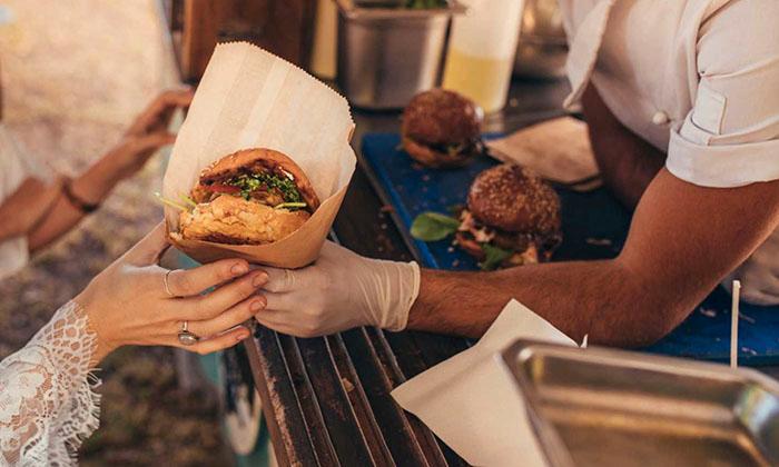Food trucks har gjort det möjligt för fler att nå ut till konsumenter med sin mat.