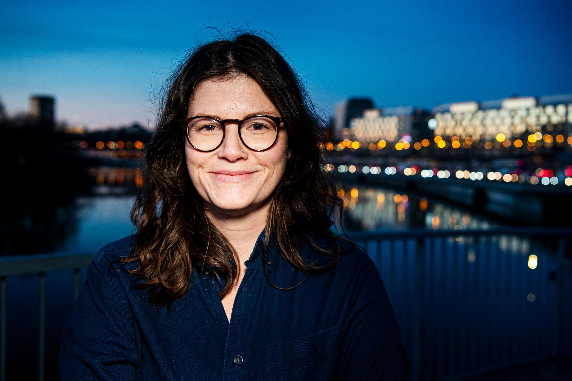 Karin Marklund.