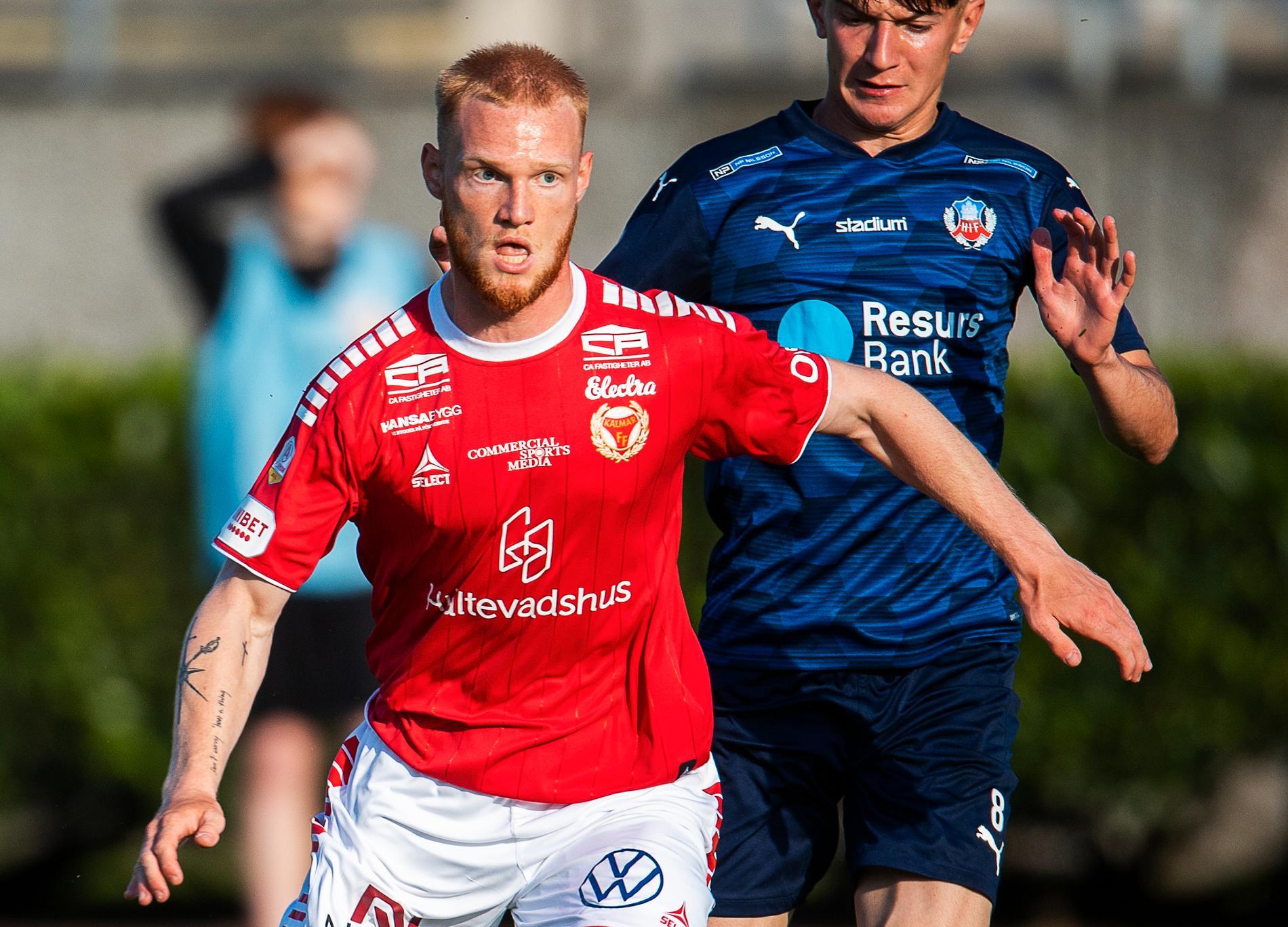 Nils Fröling, Kalmar FF.