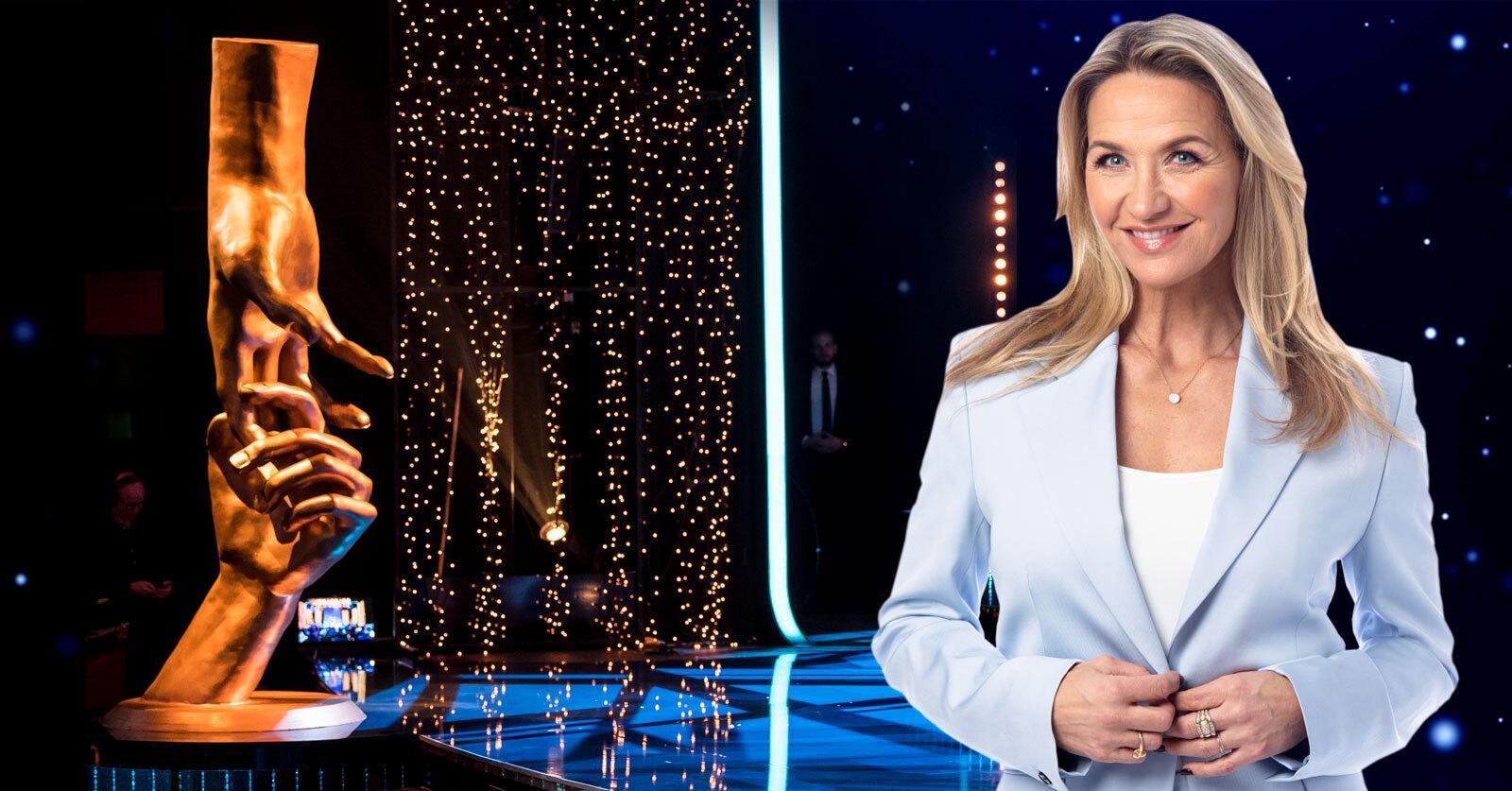 Årets programledare är Kristin Kaspersen.