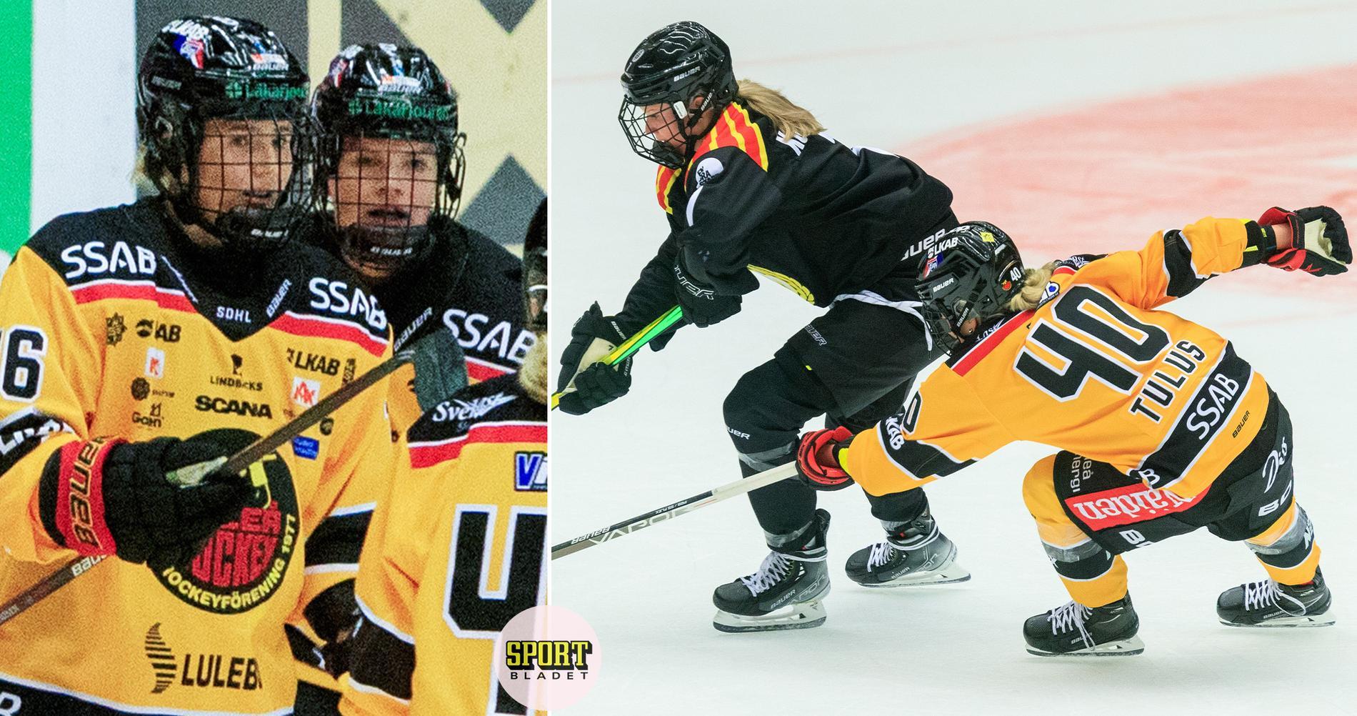 Luleå vann mot Brynäs i finalreprisen